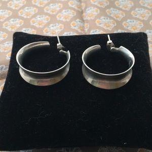 Jewelry - Mexico sterling silver earrings